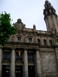 Post office, Barcelona