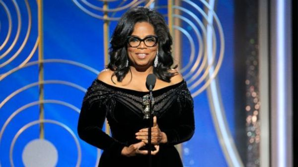 oprah golden globe 2018